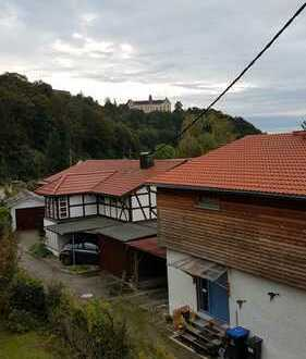 Attraktive 2-Zimmer-DG-Wohnung mit Balkon in Heiligenberg