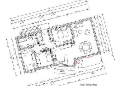 Wohnung in 2 Familienhaus