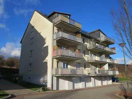 Super Dachgeschoss-Wohnung mit Balkon im Sterntalerweg