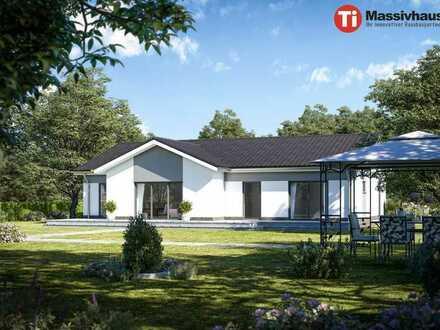 KFW55 Bungalow mit bis zu 5 Zimmern auf schönem Grundstück in Hattorf am Harz- Baugebiet Oderparksee