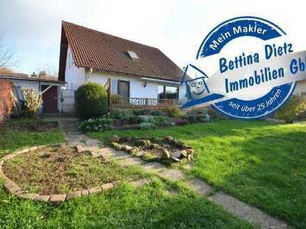DIETZ: 1-2 Familienhaus in toller Feldrandlage von Lengfeld! Untervermietung möglich!