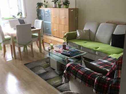 Schöner Wohnen in Forchheim-Burk ! Schicke 3-Zimmer-Wohnung mit großem Balkon