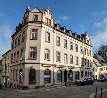 Kleine Ladeneinheit in der Altstadt von Burgstädt