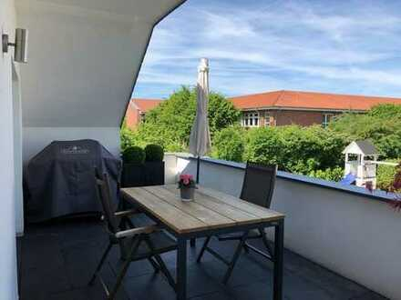 Exkl. und großzügige Eigentumswohnung, Kamin, Dachterrasse, Balkon top Lage eig. Eingang GT-Süd