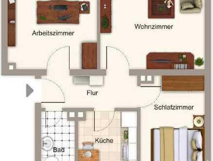 Mit 250€ monatlich diese tolle Wohnung finanzieren
