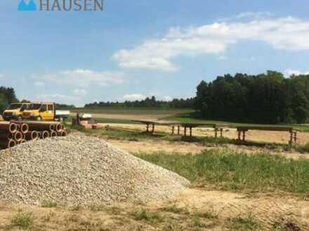 """Schrobenhausen, Baugebiet """"Am Rössfeld"""" Doppelhaushälfte-Baugrundstück"""