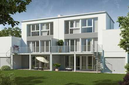 """KL - """"Wohnen auf den Pfaff-Terrassen"""" Doppelhaus """"Great View"""" mit Garage und Kellerersatzraum"""