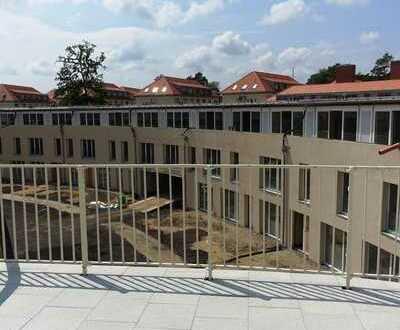 """Wohnen im Speisehaus der Nationen in """"G.O.L.D."""" - Attraktive 3-Zimmer-Wohnung mit großer Terrasse"""