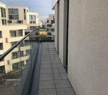 Erstbezug: Möbliertes Apartment, voll ausgestattet, modern, zentrale Lage Nahe in Frankfurt Riedberg