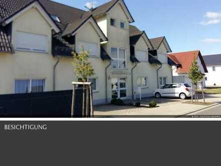 sehr gepflegte neuwertige Wohnung 2 ZKB Terrasse in ruhiger Lage in Homburg-Bruchhof