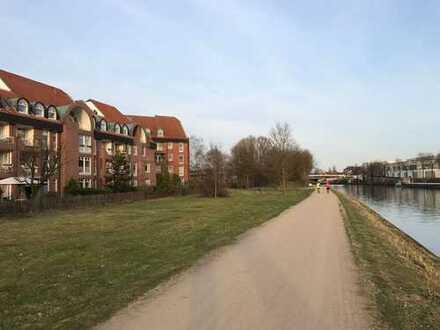 Moderne 3,5-Zimmer-Hochparterre-Wohnung mit traumhaftem Ausblick in Dorsten (Altstadt)