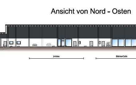 TOP Lage Imbiss/Gastronomiefläche direkt an der A9 AS Langenbruck zu vermieten