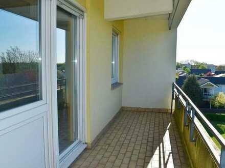Modernisierte 2-Zimmer-Wohnung mit Balkon und Einbauküche in Hamm