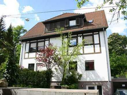 Waldrandlage über den Dächern von Stuttgart / 3-Familienhaus in herrlicher Lage unter dem Birkenkopf