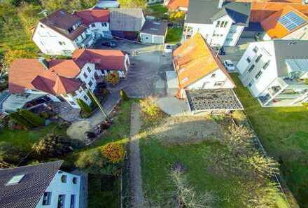 Baugrundstück für Ein- / Mehrfamilienhaus in attraktiver Lage