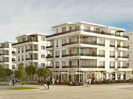 Realisieren Sie Ihren Wohntraum! 3-Zimmer-Penthousewohnung mit Dachterrasse direkt am Yachthafen