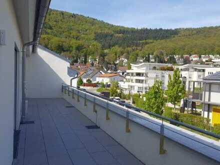 Über den Dächern von Neckargemünd: Sonnen-Residenz