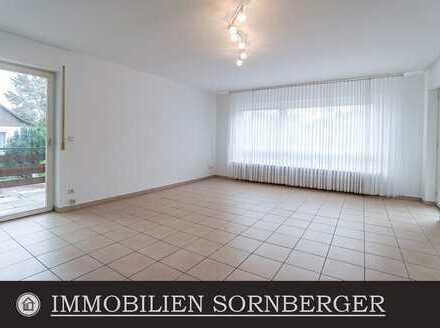 Sehr helle und großzügige Wohnung mit tollem Schnitt und 2 Balkonen