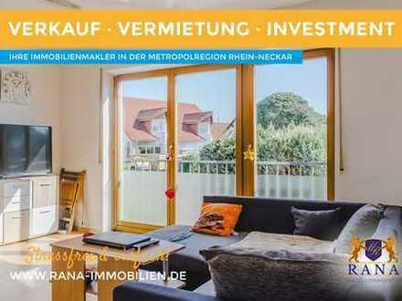 Bestens für den Single ·Erdgeschosswohnung mit PKW-Stellplatz in ruhiger Lage in Worms-Neuhausen