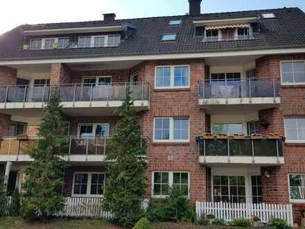2-Raum-Wohnung in ruhiger Wohnlage mit Blick auf den Tiefwarensee