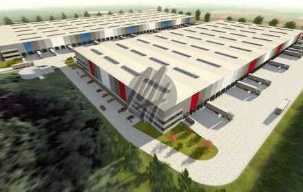 PROVISIONSFREI! NEUBAU! Lager-/Logistikflächen (40.000 qm) & Büroflächen zu vermieten