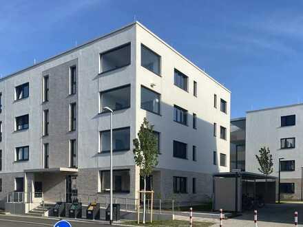 Von Privat & Erstbezug: Urban Living! 2-Zimmer-Erdgeschoss mit EBK, Terrasse und Garten in Freiburg