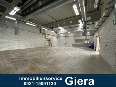 Moderne Hallenflächen für Forschung und Entwicklung