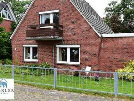 ~~Solides Einfamilienhaus im Herzen von Hinte. Perfekt für die kleine Familie ~~