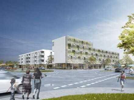 Ortsteilzentrum Knielingen 2.0: Attraktive Gewerbefläche mit ca. 300 m² zu vermieten