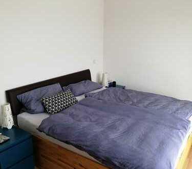 Gepflegte 3-Zimmer-DG-Wohnung mit Balkon in Ingolstadt