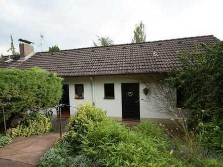 Einfamilienhaus mit schönem Grundstück in Langenbrombach