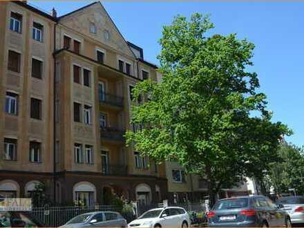 Charmante 4-Zimmer Altbauwohnung im Nibelungenviertel