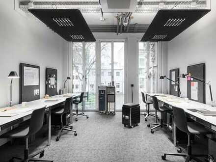 Flexible Bürolösungen in der Heidelberger Bahnstadt