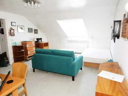 56 qm 2 Zimmer Dachgeschosswohnung in Heidelberg zu verkaufen.
