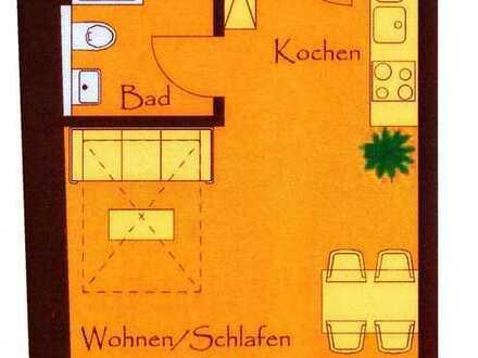 Möbliertes Apartment mitten in der Altstadt