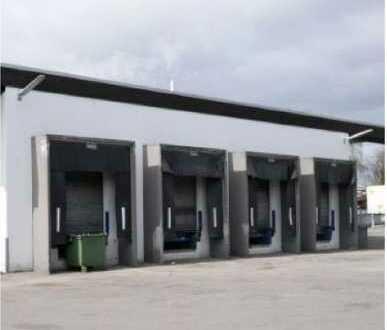 """BAUMÜLLER & CO."" ab sofort - 3.000 m² - Rampe"