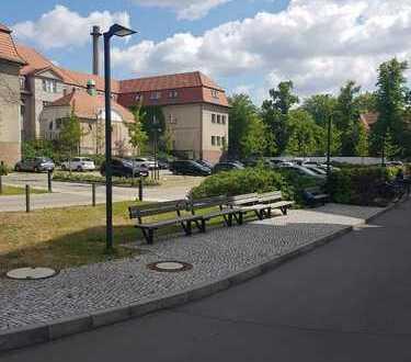 BEZUGSFREI! Ruhige Wohnung mit Terrasse im Park, verkehrsgünstig, 3.276 Euro /qm.