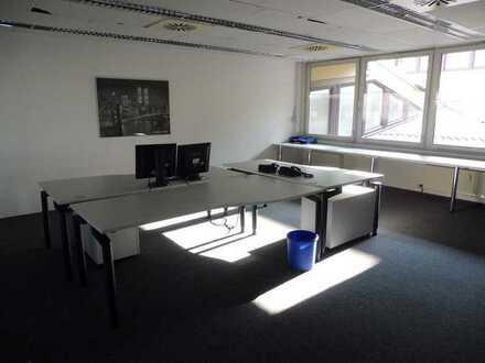 Gut ausgestattete Büros von 50 m² bis 550 m² - sofort verfügbar