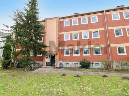 Familienfreundlich, gepflegt und naturnah! 3 tolle Zimmer mit Balkon in Alt-Osterholz