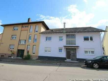 2-Zimmer-Dachgeschosswohnung mit Balkon in Donaueschingen