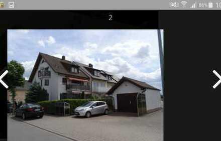Exklusive 3,5 Zimmer-Wohnung mit Balkon in Mannheim-Käfertal