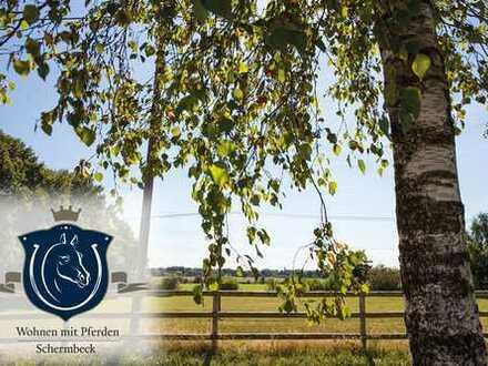 Grundstück in schöner Lage an den Lippeauen - Wohnen mit Pferd