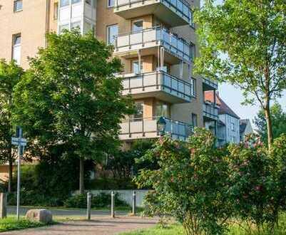 Komfortable Wohnung mit großem Balkon