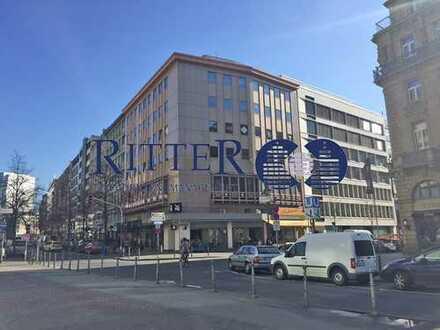 Praxis oder Büro in der City von Frankfurt - vollständig renoviert - ab Sep 2019 * PROVISIONSFREI