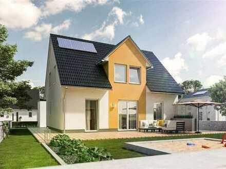 ** Baugrundstück mit Traumhaus in Bernau sichern **
