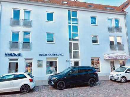 Erstbezug nach Sanierung: helle 3-Zimmer-Wohnung in Toplage mit EBK & Balkon in Bernau bei Berlin