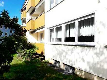 Großzügige vier Zimmer Erdgeschoss Wohnung Amberg