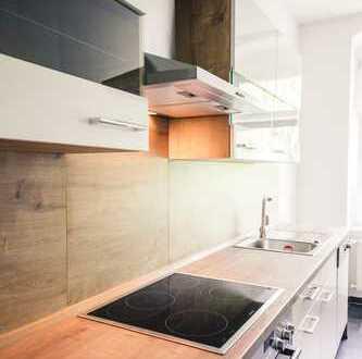 Erstbezug in wunderschöner 3-Raum-Wohnung mit Einbauküche und Balkon!