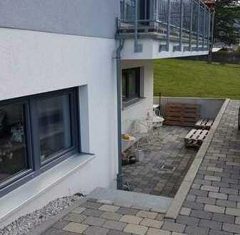 Neuwertige Einliegerwohnung mit zwei Zimmern in Beuren