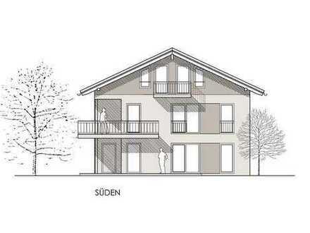 Neubau-Maisonettewohnung im Zweifamilienhaus